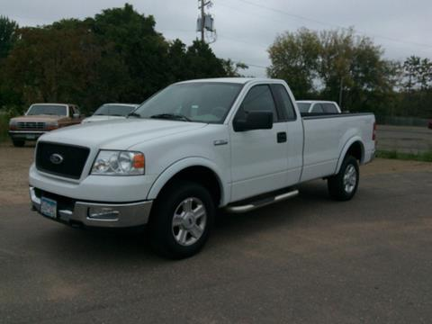 2004 Ford F-150 for sale in Aitkin MN