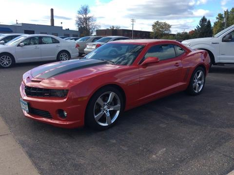 2011 Chevrolet Camaro for sale in Aitkin MN
