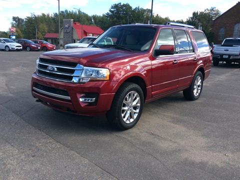 2015 Ford Expedition for sale in Aitkin, MN