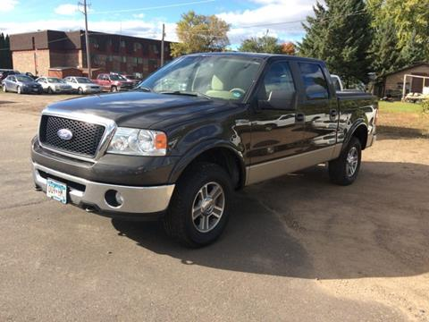2007 Ford F-150 for sale in Aitkin MN