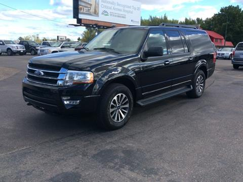 2016 Ford Expedition EL for sale in Aitkin, MN