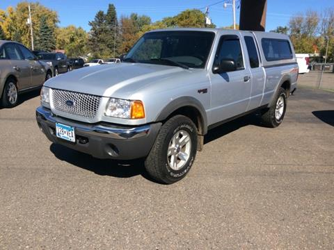 2003 Ford Ranger for sale in Aitkin, MN