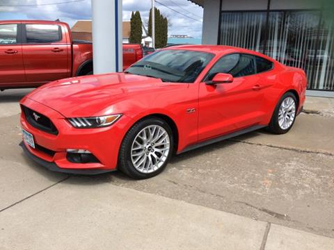 2016 Ford Mustang for sale in Aitkin, MN