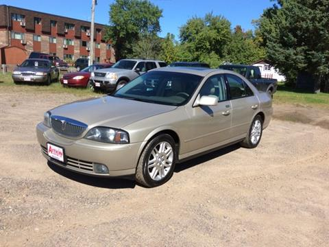 2005 Lincoln LS for sale in Aitkin MN