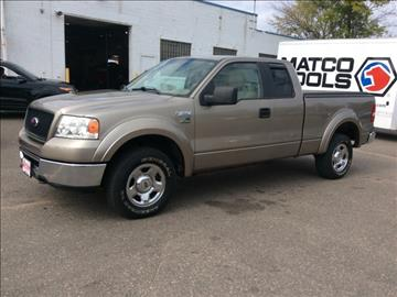 2006 Ford F-150 for sale in Aitkin, MN