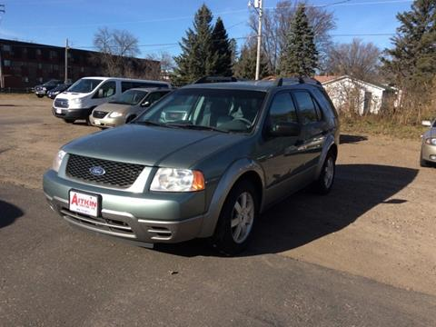 2005 Ford Freestyle for sale in Aitkin MN