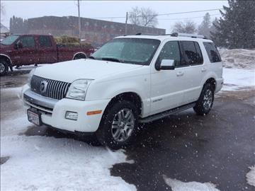 2010 Mercury Mountaineer for sale in Aitkin, MN