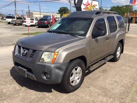 2008 Nissan Xterra for sale in Pasadena, TX