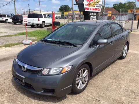 2011 Honda Civic for sale in Pasadena, TX