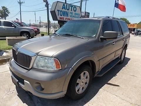2003 Lincoln Navigator for sale in Pasadena, TX