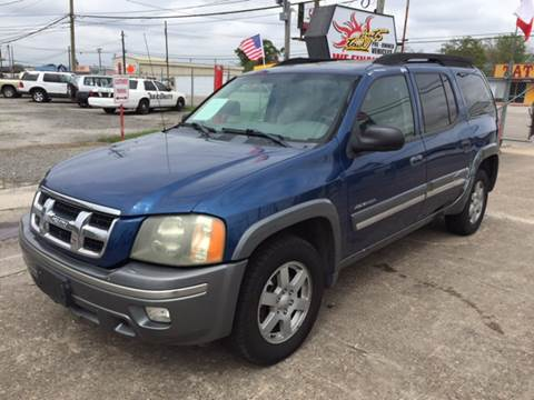 2005 Isuzu Ascender for sale in Pasadena, TX