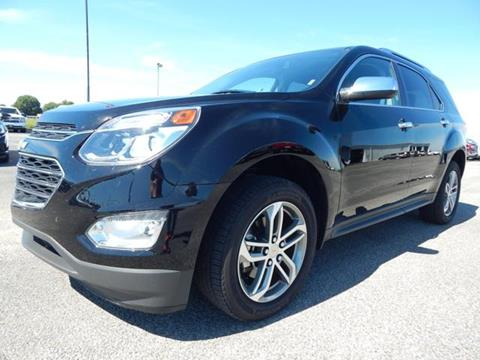 2017 Chevrolet Equinox for sale in Kennett MO