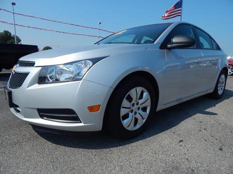 2014 Chevrolet Cruze for sale in Kennett MO