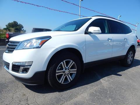 2017 Chevrolet Traverse for sale in Kennett, MO