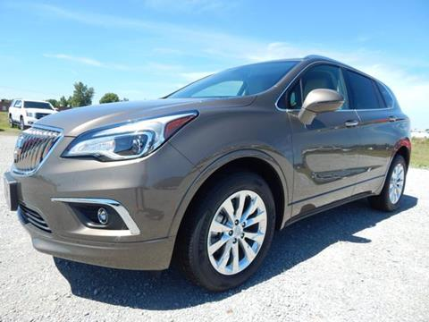 2017 Buick Envision for sale in Kennett, MO