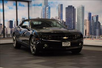 2012 Chevrolet Camaro for sale in North Chicago, IL