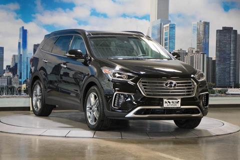 2017 Hyundai Santa Fe for sale in Lake Bluff, IL