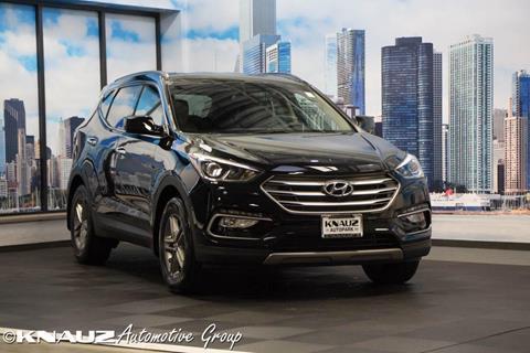 2017 Hyundai Santa Fe Sport for sale in Lake Bluff, IL