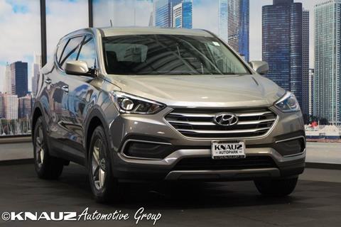 2018 Hyundai Santa Fe Sport for sale in Lake Bluff, IL