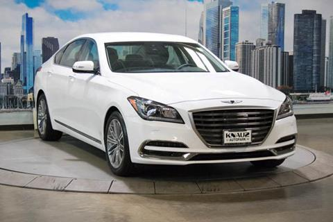 2018 Genesis G80 for sale in Lake Bluff, IL