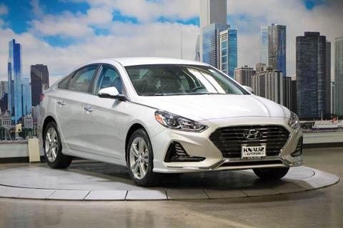 2018 Hyundai Sonata for sale in Lake Bluff, IL