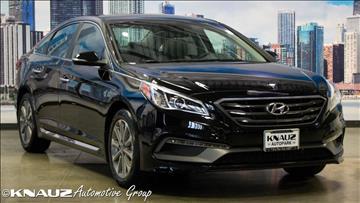2017 Hyundai Sonata for sale in Lake Bluff, IL