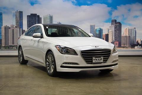 2017 Genesis G80 for sale in Lake Bluff, IL