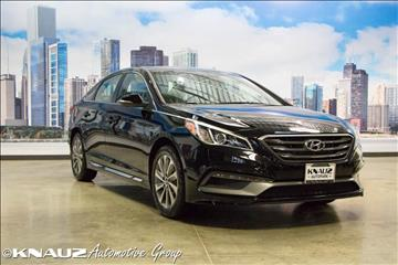 2017 Hyundai Sonata for sale in Lake Bluff, IL