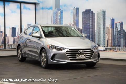 2017 Hyundai Elantra for sale in Lake Bluff, IL