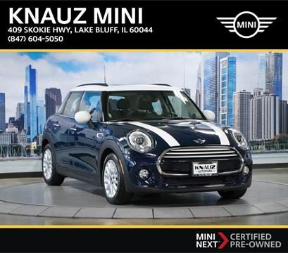 2015 MINI Hardtop 4 Door for sale in Lake Bluff IL