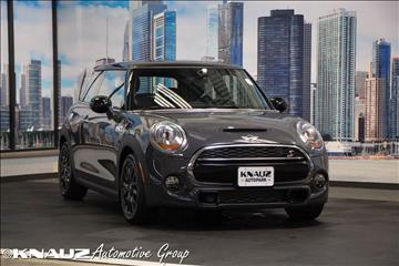 2017 MINI Hardtop for sale in Lake Bluff, IL