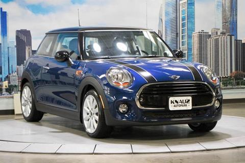 2017 MINI Hardtop 2 Door for sale in Lake Bluff IL
