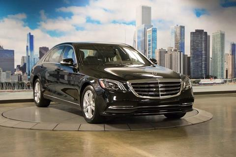 2018 Mercedes-Benz S-Class for sale in Lake Bluff, IL