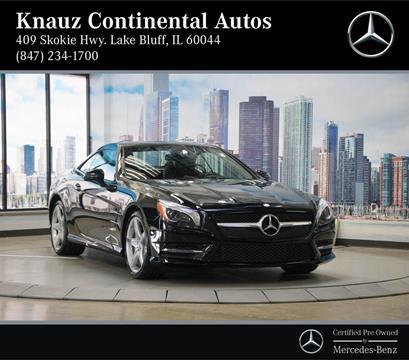 2015 Mercedes-Benz SL-Class for sale in Lake Bluff, IL