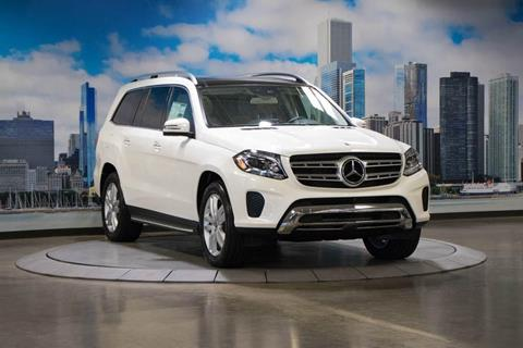 2018 Mercedes-Benz GLS for sale in Lake Bluff, IL