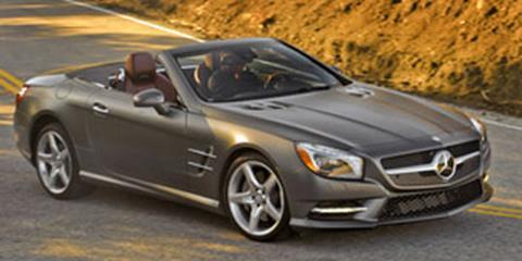 2013 Mercedes-Benz SL-Class for sale in Lake Bluff, IL