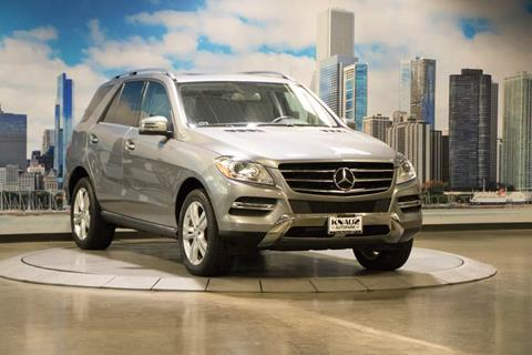 2013 Mercedes-Benz M-Class for sale in Lake Bluff, IL