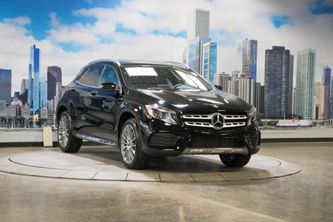 Mercedes benz gla for sale for Knauz mercedes benz