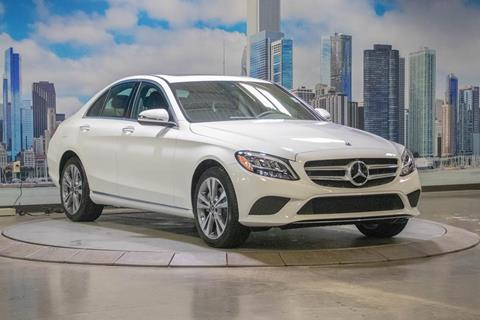 2020 Mercedes-Benz C-Class for sale in Lake Bluff, IL