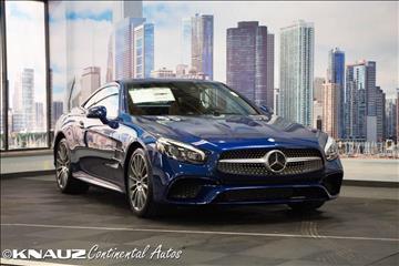 2017 Mercedes-Benz SL-Class for sale in Lake Bluff, IL