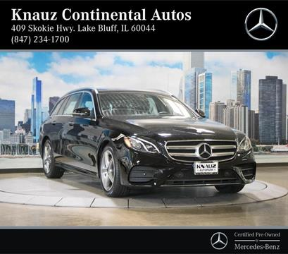 2017 Mercedes-Benz E-Class for sale in Lake Bluff, IL