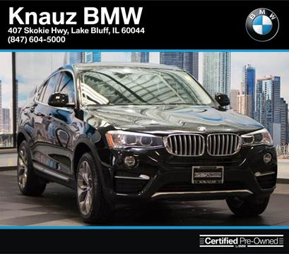 2015 BMW X4 for sale in Lake Bluff IL