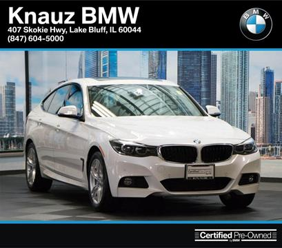 2017 BMW 3 Series for sale in Lake Bluff IL