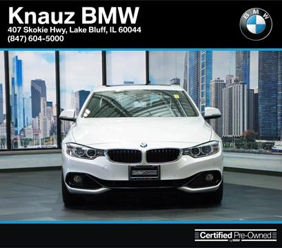 2017 BMW 4 Series for sale in Lake Bluff IL