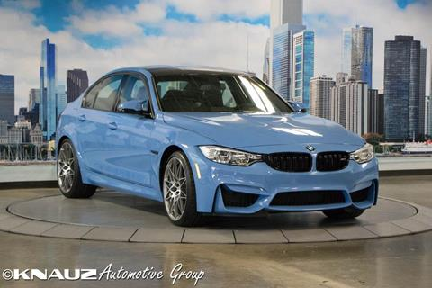 2017 BMW M3 for sale in Lake Bluff IL