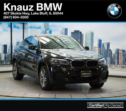 2017 BMW X6 for sale in Lake Bluff, IL