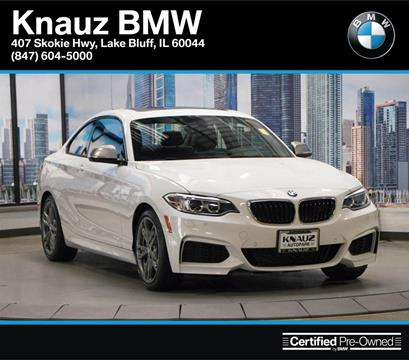 2016 BMW 2 Series for sale in Lake Bluff, IL