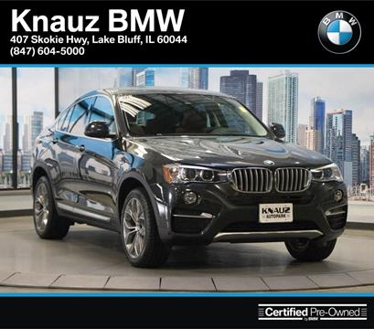2015 BMW X4 for sale in Lake Bluff, IL