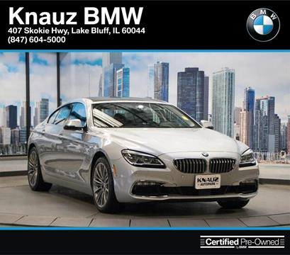 2017 BMW 6 Series for sale in Lake Bluff, IL