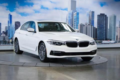 2018 BMW 5 Series for sale in Lake Bluff, IL